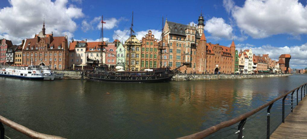 Ilgasis savaitgalis Gdanske